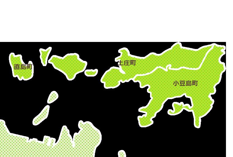 地域別に見る 島嶼部エリア